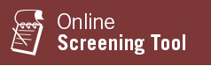 Online Screening Tools