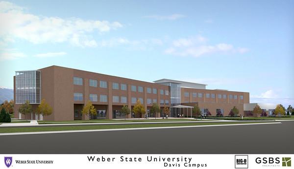 WSU Davis Celebrates Grand Opening Of Newest Building