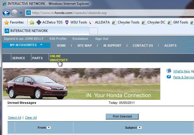 Honda Interactive Network >> Honda Interactive Network Elvinivey S Blog