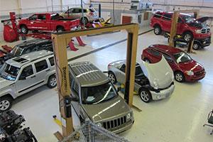 automotive building door