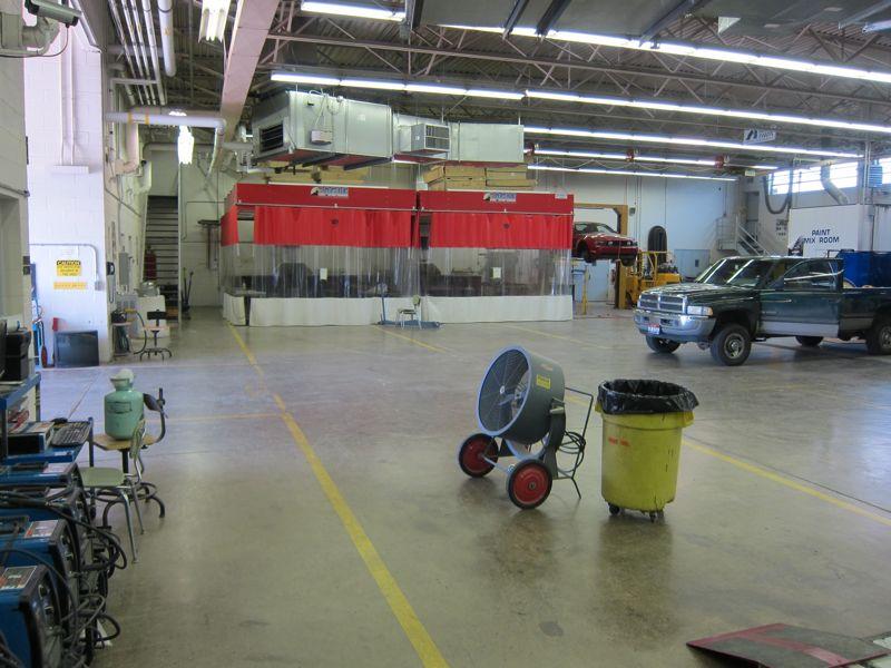 automotive classroom