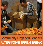 Community Engaged Leaders: Alternative Spring Break
