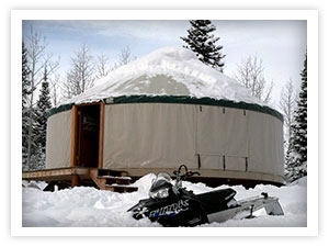 Bloomington Canyon Yurt