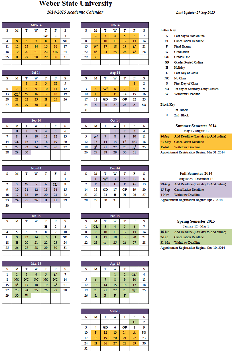 ...toronto scarborough. download pdf version of the 2014-2015 calendar click here for...