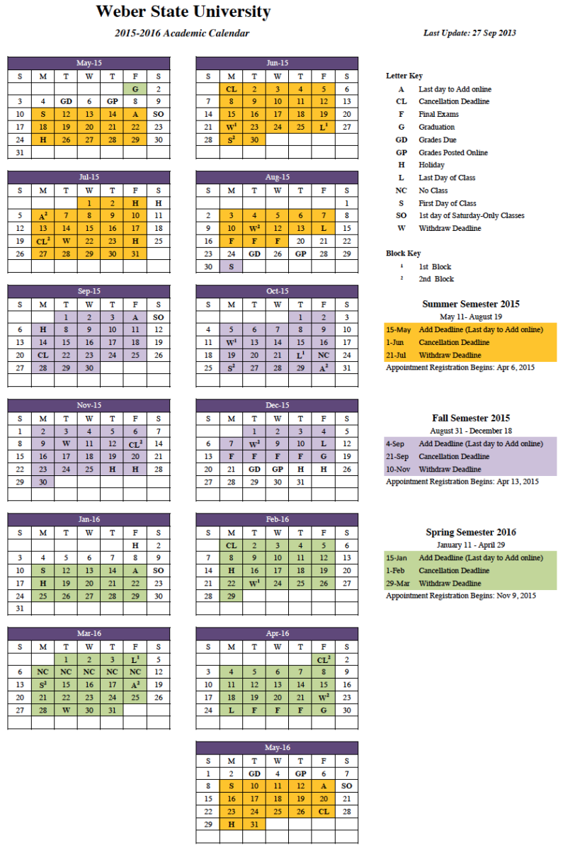 Kean University Academic Calendar.Academic Ku Academic Calendar