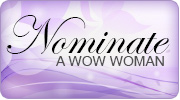 Nominate a WOW woman