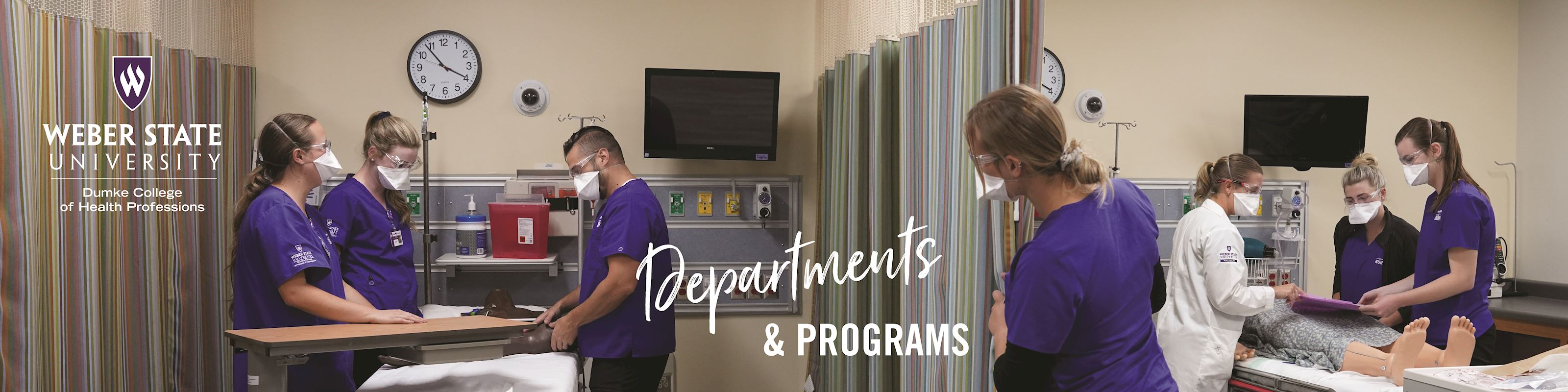 Departments and Programs