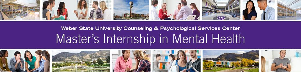 Master's Internship in Mental Health