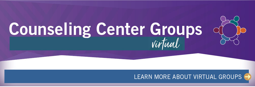 Counseling Center Groups