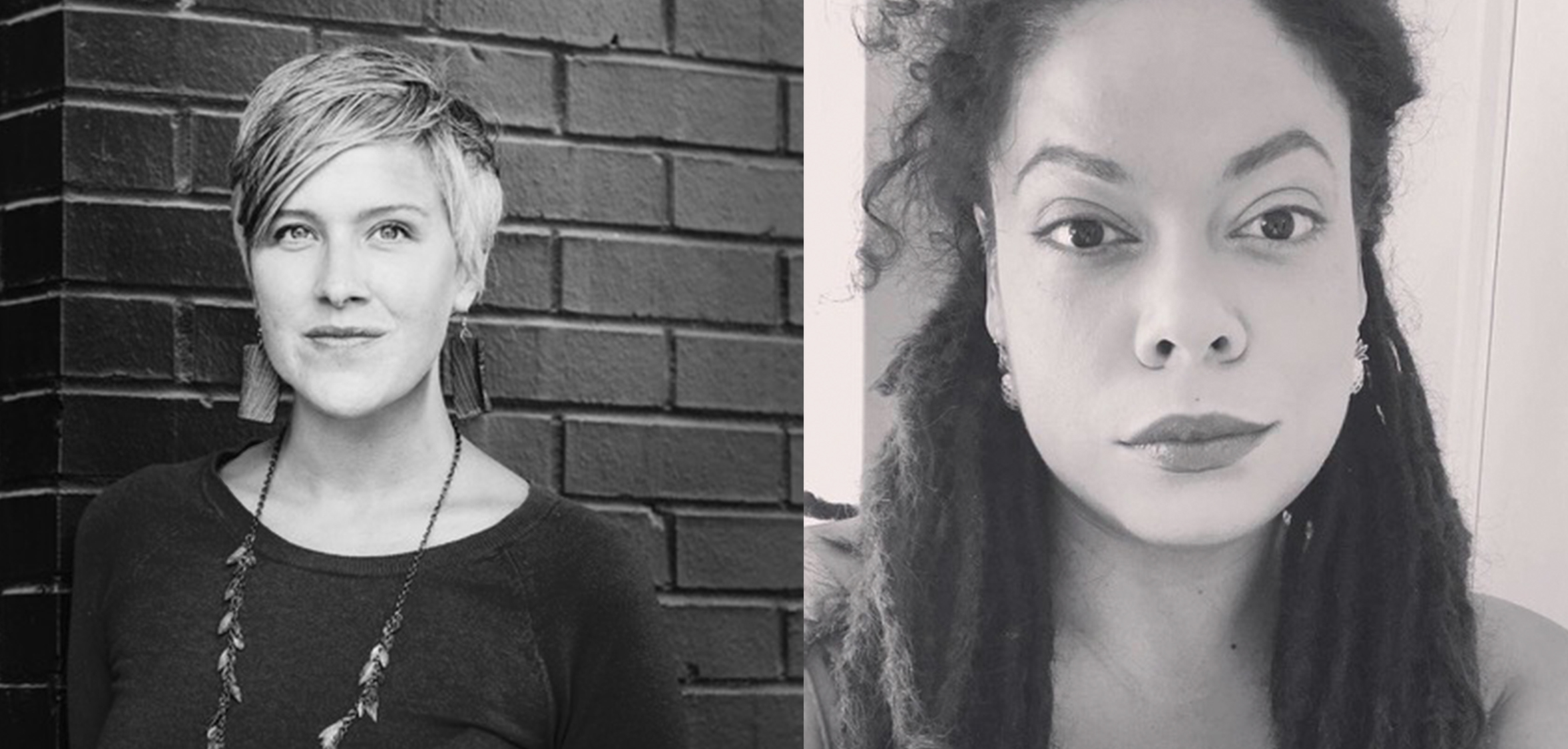 Side by side image of Kristi Maxwell and Joy Priest