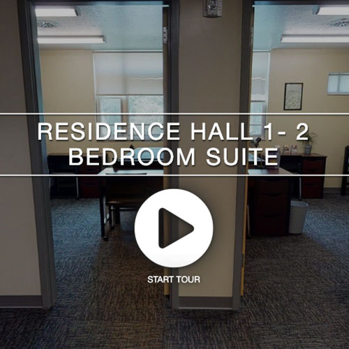 Residence Hall 1-2 Bedroom Suite