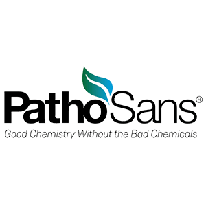 PathoSans: Good Chemistry Without the Bad Chemicals