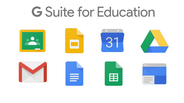 Link to G Suite for Education