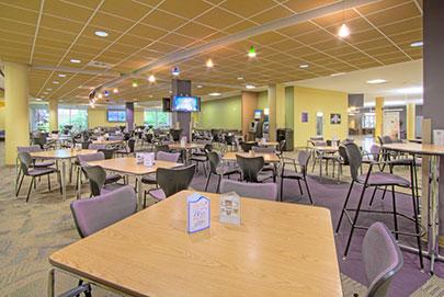 Union Dining Area