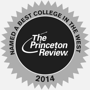 Princeton Review - A Best College in the West