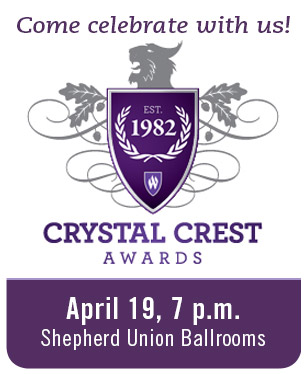 Crystal Crest Awards