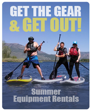 Outdoor Equipment Rentals