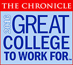 WSU Honored as 'Great College to Work For'