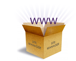 Site Manager Content Management System