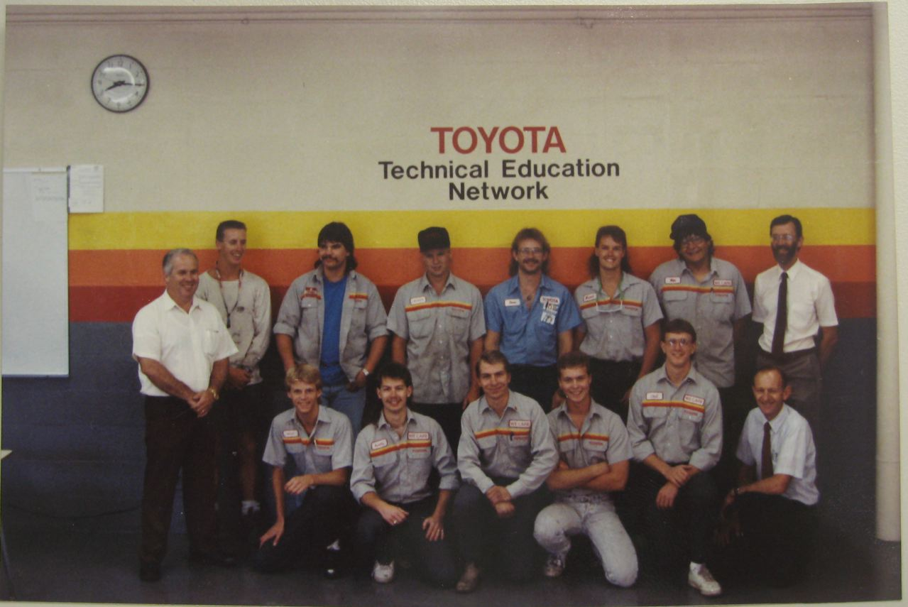 Toyota T-TEN Class, the first T-TEN class at Weber State