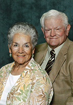 Ronald and Nora axton