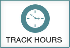 record your service hours