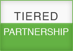 tiered partnership