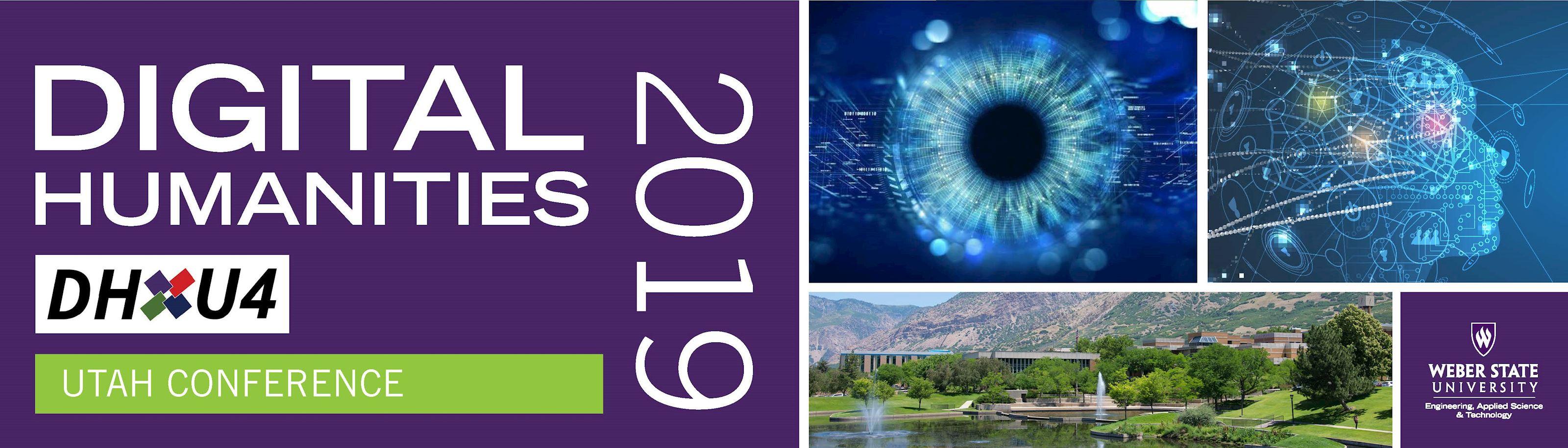 Digital Humanities Utah Conference 2019