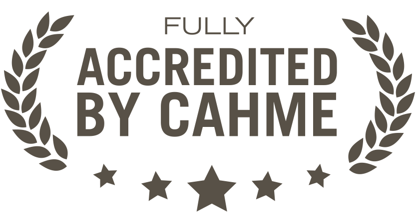 Fully Accredited by CAHME
