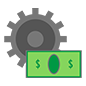 Payroll Systems Icon