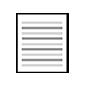 Risk Management Form Icon