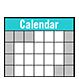 Calendar BookIt Icon