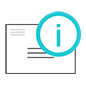 Mailing Information Icon