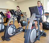 Davis fitness center