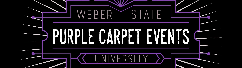 Purple Carpet Event