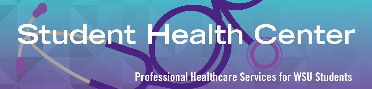 Professional Health Services for WSU Students