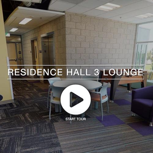 Residence Hall 3 Lounge