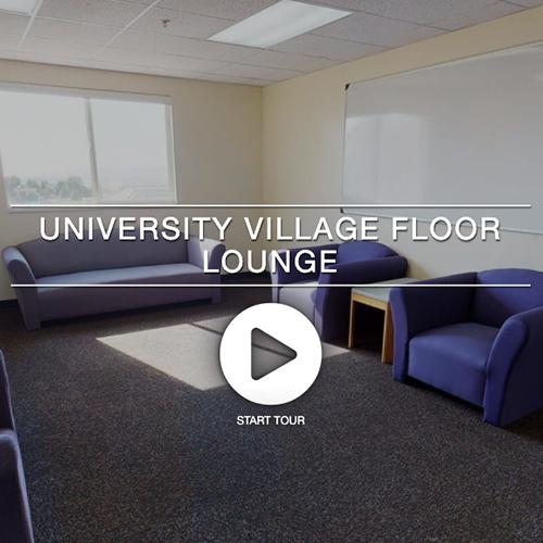 University Village Floor Lounge