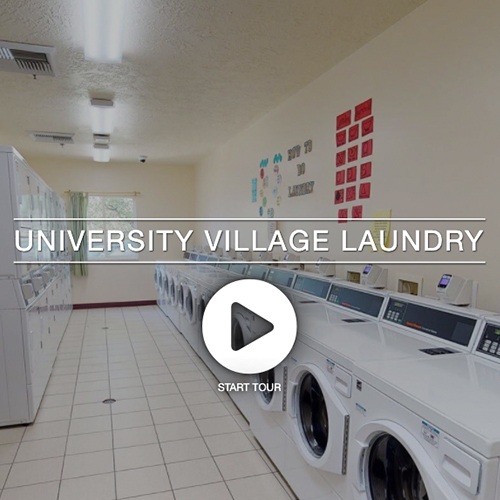 University Village Laundry