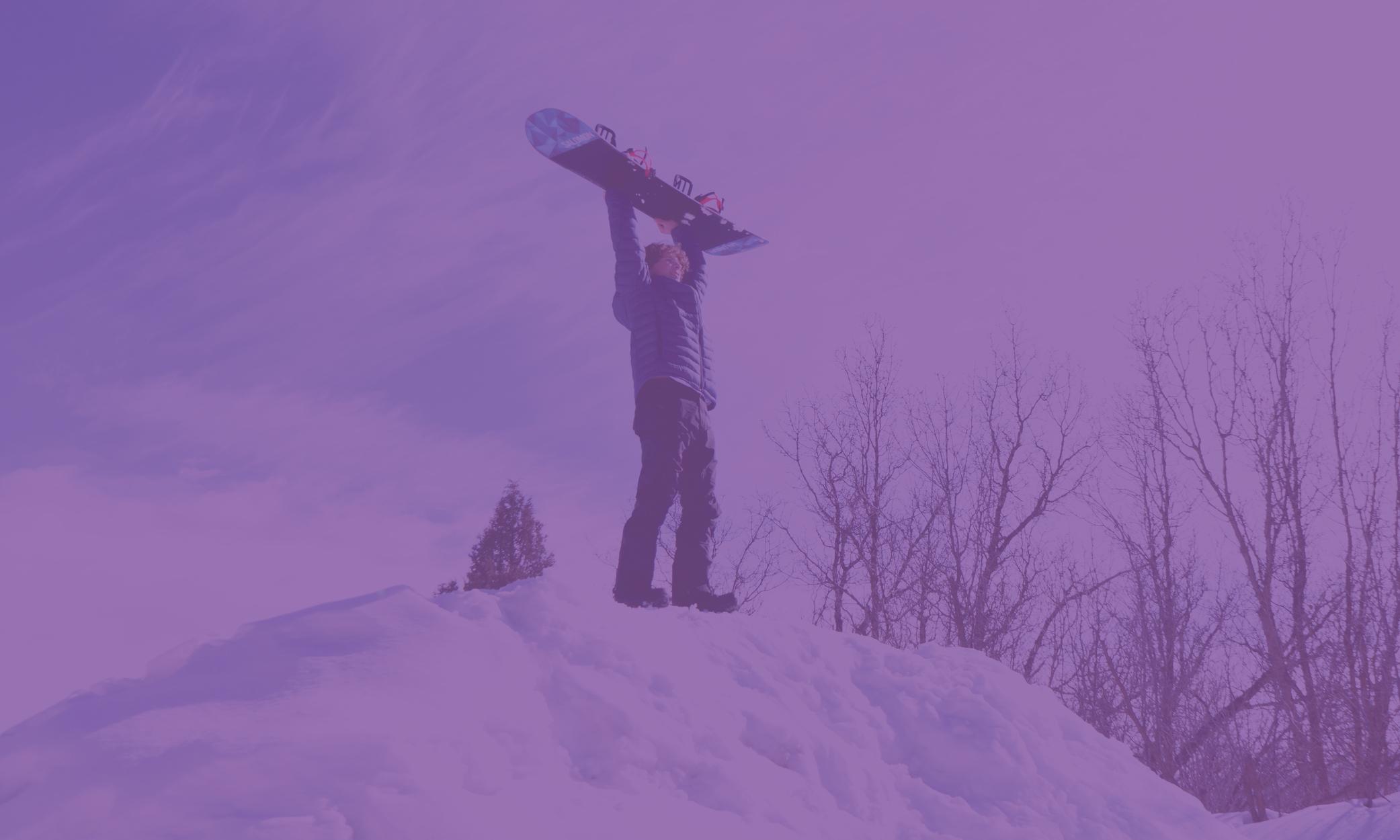 season-long ski and snowboard rentals