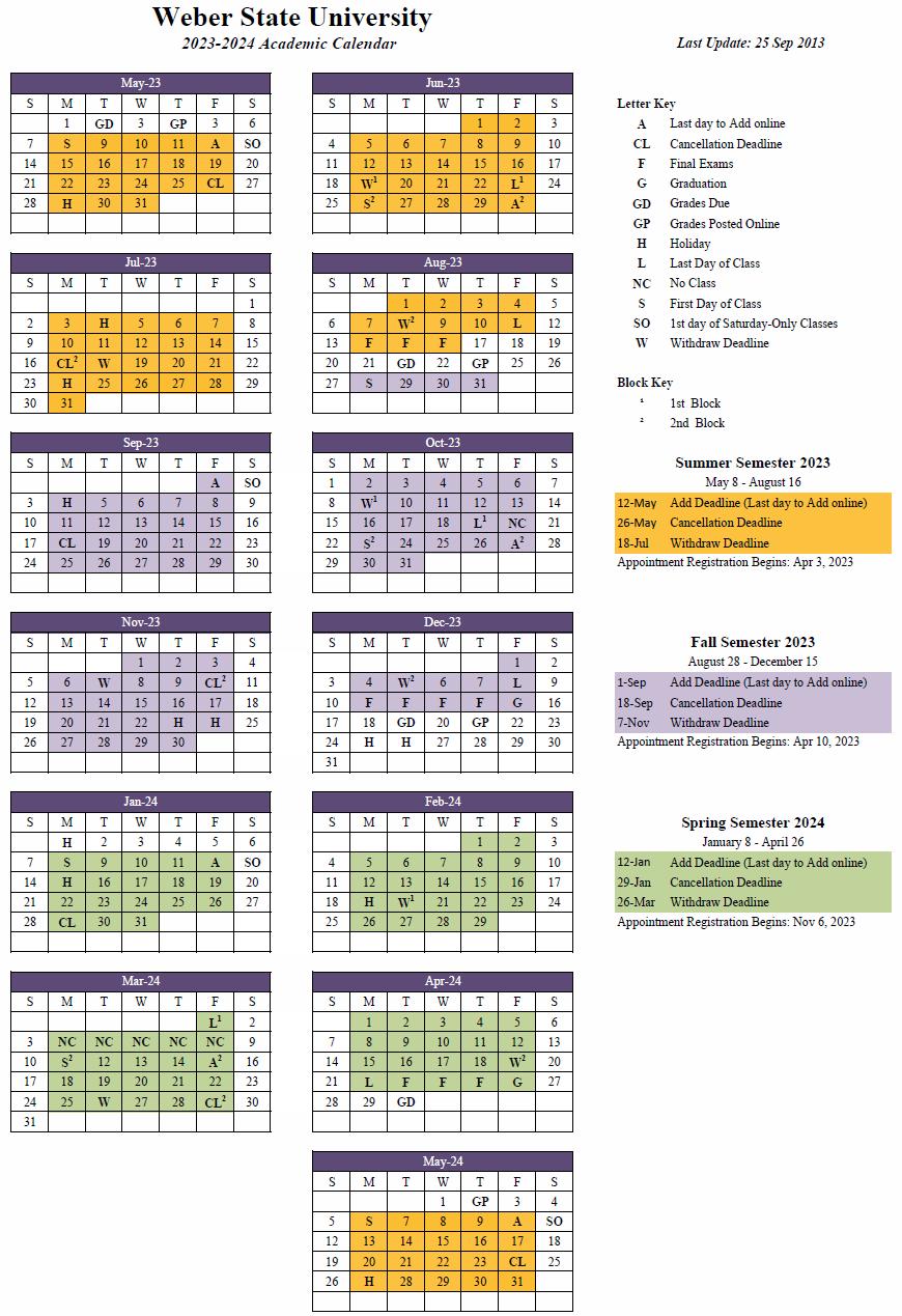 2023-24 Academic Calendar
