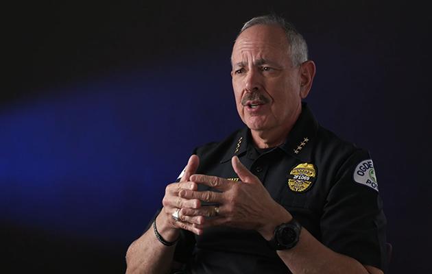 "Chief Randy Watt, OPD, ""Strategic Leadership"""