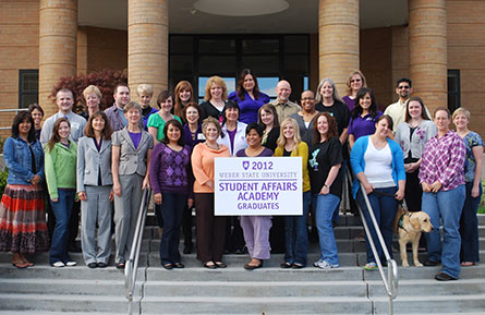 Student Affairs Academy 2012