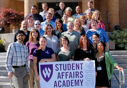 Student Affairs Academy 2014