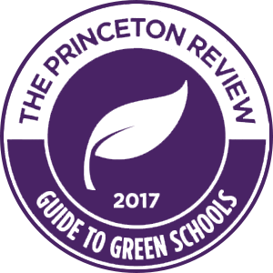 A Princeton Review Green School