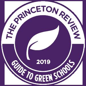 A Princeton Review Green School
