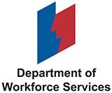 Departement of Workforce Services Logo