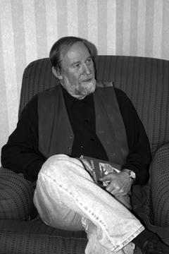 Photo of Stephen Dunn.