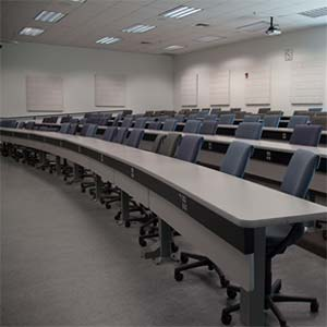 conference room showing chairs