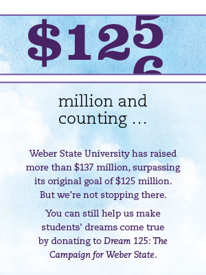 WSU Campaign: $125 Million and counting